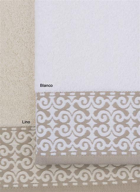 cenefas para toallas toalla cenefas espiral don algod 243 n casaytextil