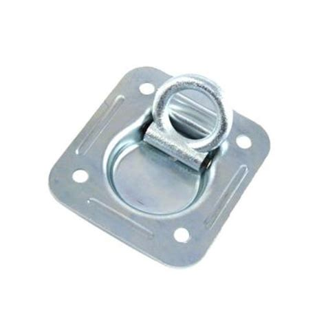 cargo 5 000 lb heavy duty recessed d ring 184900