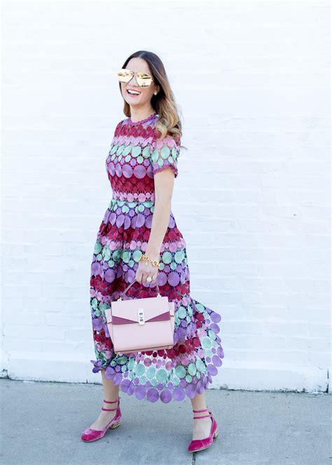 Dress Marcellina lake style charade style charade