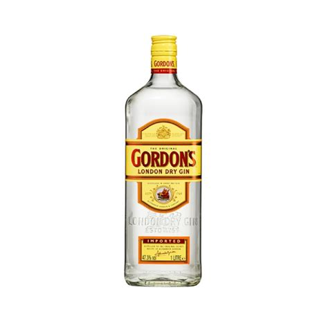 Gordon S Gin Gordon S Gin 1l