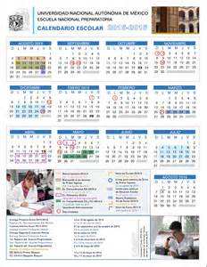 Calendario Escolar Unam 2015 Pdf Calendario 2015 1 Unam Calendar Template 2016