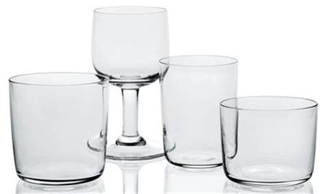 bicchieri alessi bicchiere bianco glass family di a di alessi