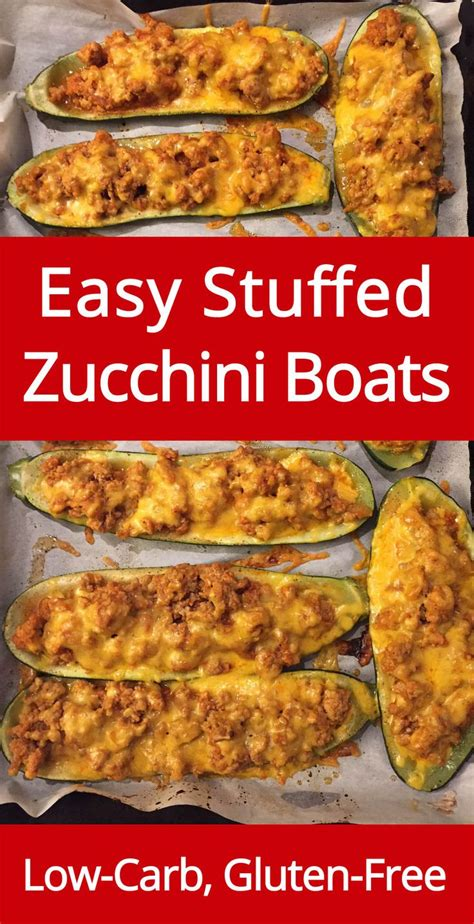 italian stuffed zucchini boats ground beef best 25 baked stuffed zucchini ideas on pinterest