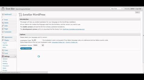 tutorial gimp in limba romana tutorial 1 cum instalam limba romana in wordpress youtube