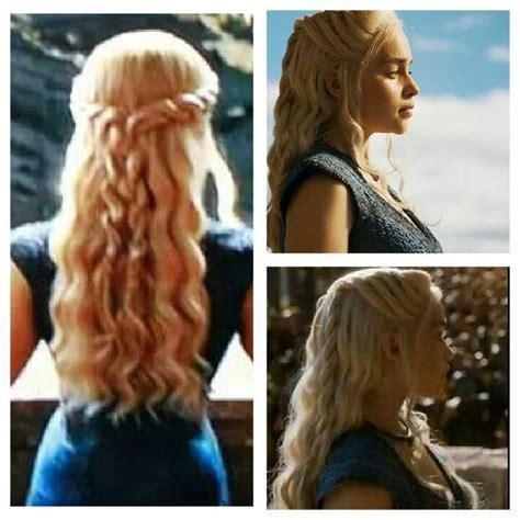 diy hairstyles games 18 diy game of thrones inspired hairstyles tuto coiffure