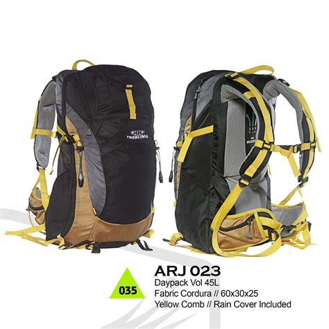 Tas Gunung Carrier Arj 021 tas gunung hiking adventure trekking carrier daypack