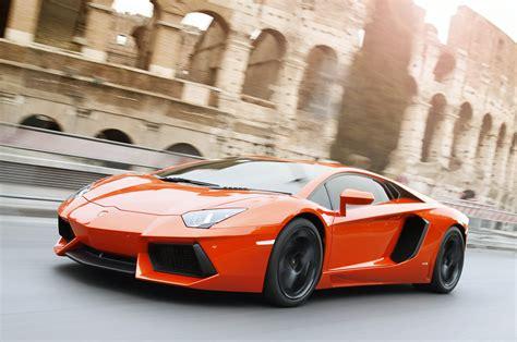 Lamborghini Aventador Information Leaked Information About Lamborghini Aventador Roadster