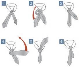 how to tie a necktie pratt knot tie a pratt knot