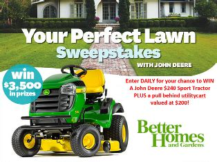 Home And Garden Giveaway 2015 - better home and gardens win a prize package including a john dee giveawayus com