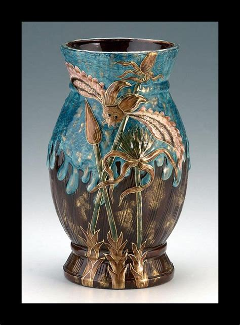 Emile Galle Vase by Emile Galle Expert Authentication Certificates Of