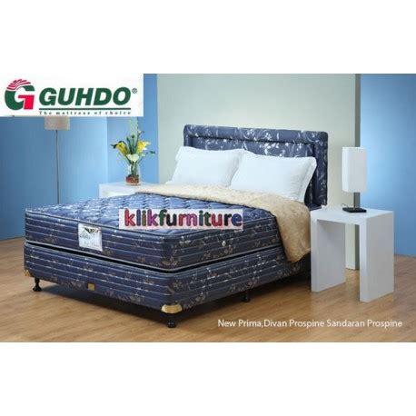 Bed Set Guhdo guhdo springbed new prima headboard prospine harga termurah