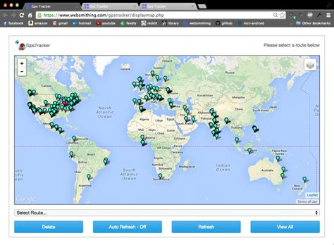 bootstrap themes google maps websmithing home of the google map gps cell phone tracker