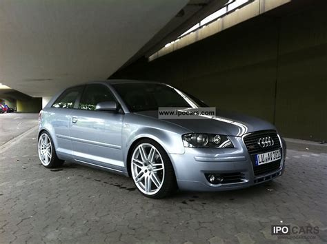 Audi A3 Sport Package by 2006 Audi A3 2 0 Tfsi S Line Sports Package Plus Car