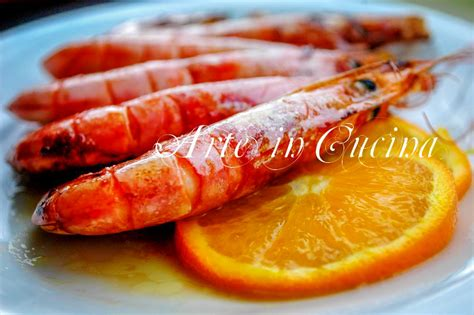 cucinare i gamberoni al forno gamberoni al forno marinati alla arancia arte in cucina