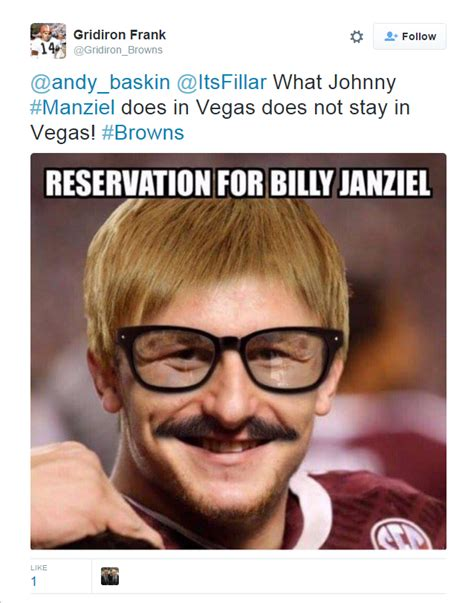 Johnny Manziel Criminal Record Johnny Manziel Allegedly Used Wig Mustache Disguise To In Vegas