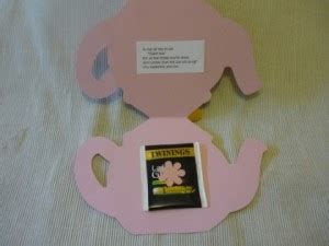 tea bag s day card template s day teapot cards with tea bag craft for