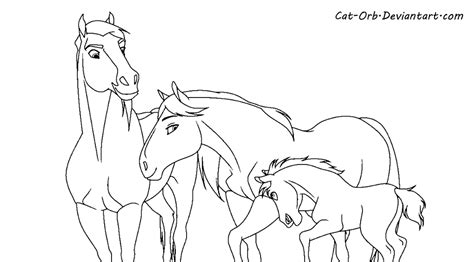 spirit stallion of the cimarron coloring coloring pages