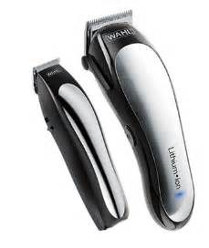 haircutting clipper lithium ion clipper wahl grooming