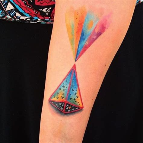 watercolor tattoo ondrash artist spotlight trippy watercolor tattoos by ondrash