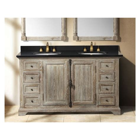 weathered bathroom vanity 17 best images about weathered wood bathroom vanities on