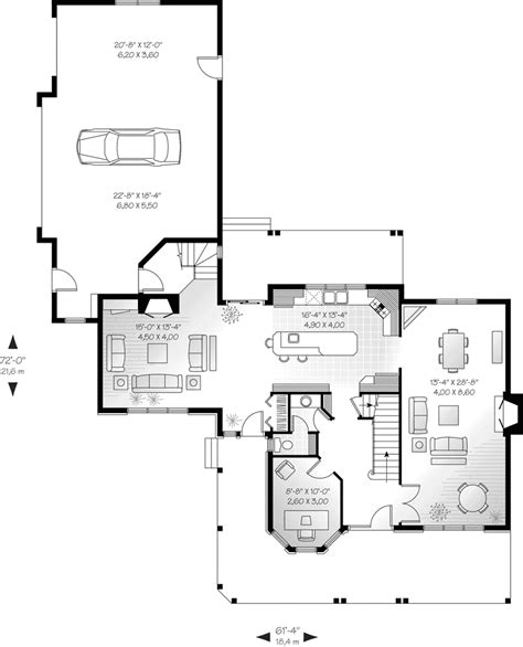 floor plans arts crafts homes