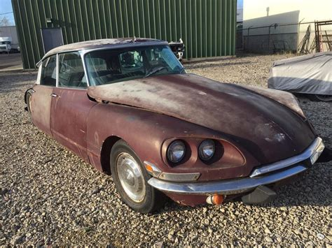 Citroen Ds21 For Sale by 1970 Citroen Ds21 For Sale 1627473 Hemmings Motor News