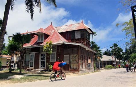 les maisons cr 233 oles typiques des seychelles
