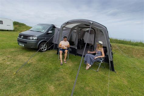 drive away awning t5 vango galli tall air drive away awning 2017 motorhome