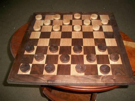 checkerboard oak  walnut  mattm  lumberjockscom
