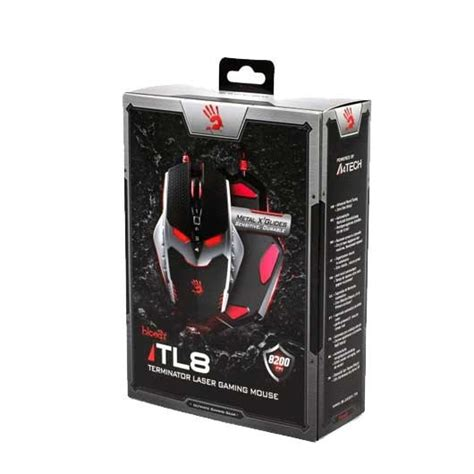 Mouse Bloody Tl8 a4tech bloody tl8 terminator laser gaming mouse activated
