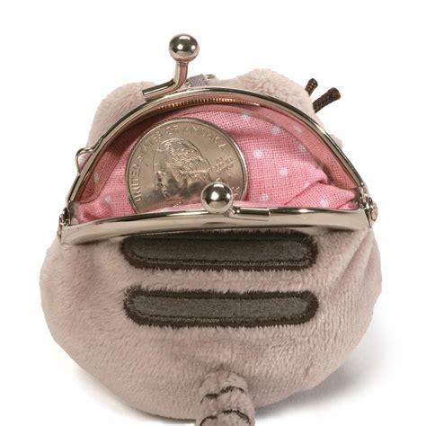 Gund Boo Coin Purse gund pusheen grey 3 inches coin purse natures collection