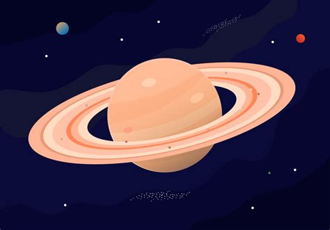 is saturn a planet free saturn planet vector free vector