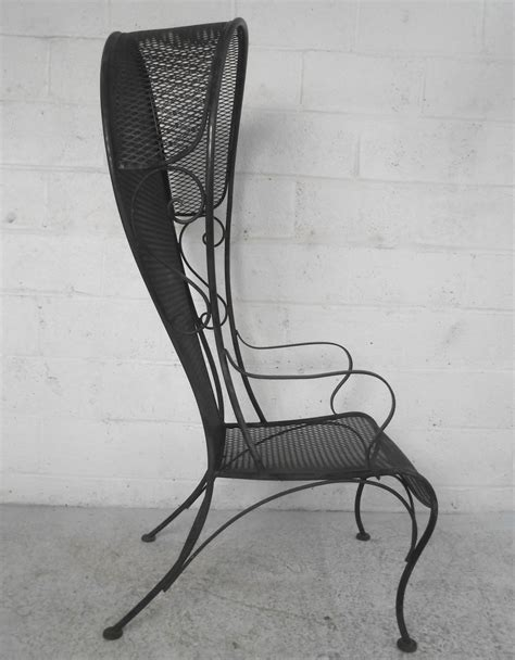woodard patio chairs unique woodard style patio chair for sale at 1stdibs