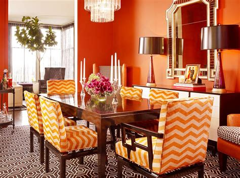 orange dining room sets orange dining room chairs tjihome