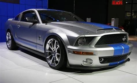 2008 ford mustang shelby gt500kr photo