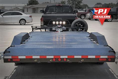 trailer garage pj trailers gas monkey garage trailer