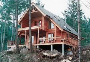 Hillside House Plans For Sloping Lots Arquitectura De Casas Casas Campestres Americanas