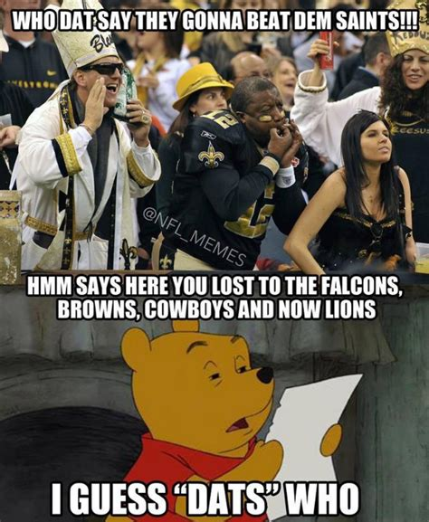 Saints Cowboys Meme - to open up monday with another session of sports memes of