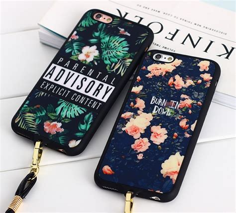 Iphone 7 Plus Supreme Floral Hardcase summer iphone stylish floral pattern 6 6s plus 5 5s