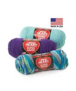 redheart yarn colors saver economy yarn