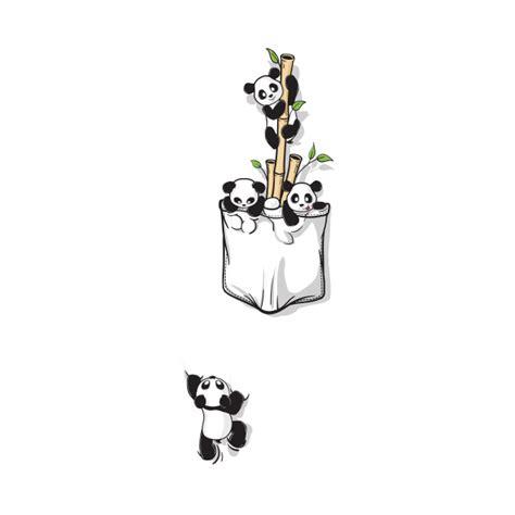 Tshirt Pocket Pandas by Pocket Pandas Pocket Panda T Shirt Teepublic