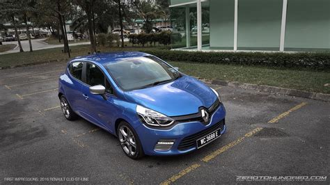120ps Direct Injection reviewed renault clio gt line 5 reasons why it s not a part time hatch