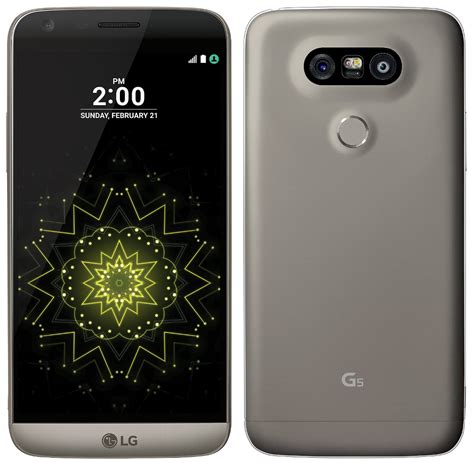 android phones verizon lg g5 vs987 32gb android smartphone for verizon titan gray mint condition used cell phones