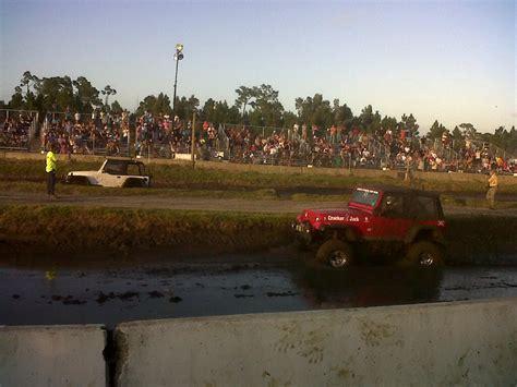 South Florida Jeep Club Palm International Raceway Mud Bog 4 7