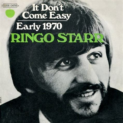don t come easy the modern struggle books ringo starr it dont come easy s 4 washington free beacon