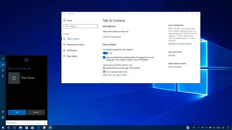 windows 10 fall creators update top 10 new features what s new with cortana in the windows 10 fall creators