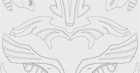Dali Lomo Thor Costume Helmet Diy Last Minute Build Free Template Do It Later Pinterest Thor Hammer Printable Template