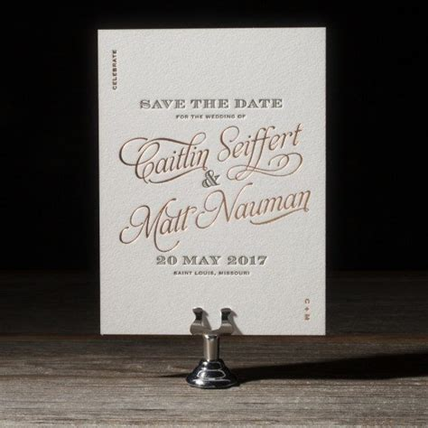 wedding invitations richmond indiana serendipity letterpress wedding invitations