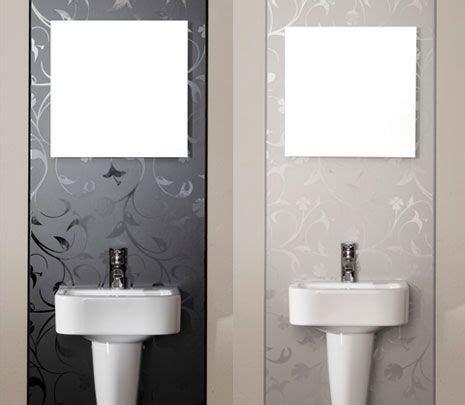 laminate splashbacks for bathrooms 17 best ideas about bathroom upstands and splashbacks on