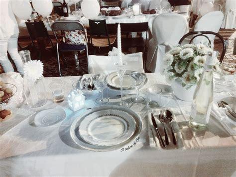 la civilt 224 della tavola e le cene in bianco il calice